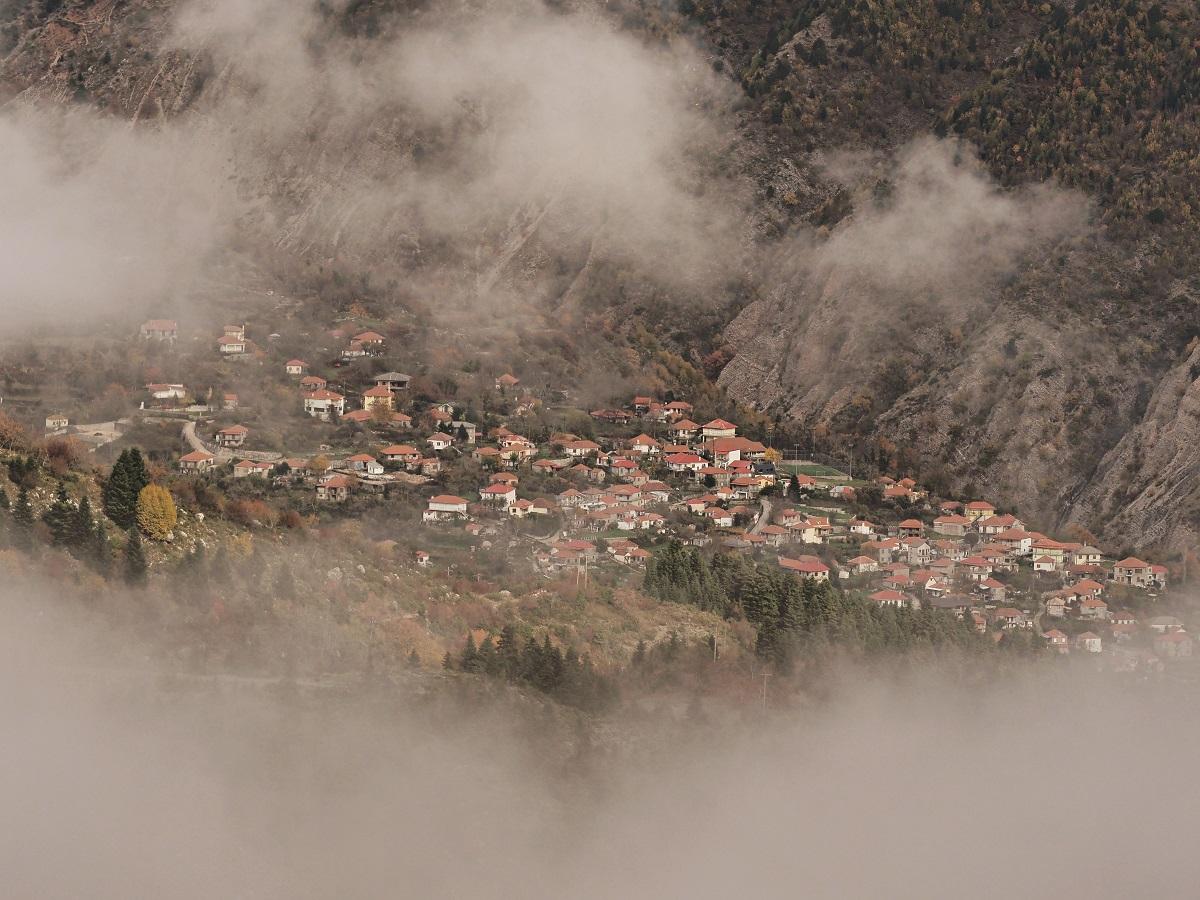 Ταξιδεύοντας Τζουμέρκα απολαμβάνουμε ηπειρώτικη φιλοξενία - Traveling to Tzoumerka we enjoy hospitality in Epirus