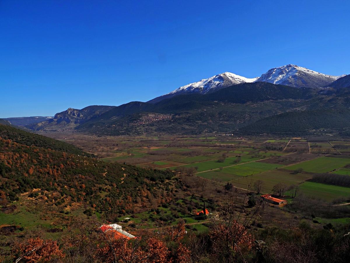 Εξερευνώντας την ορεινή Κορινθία