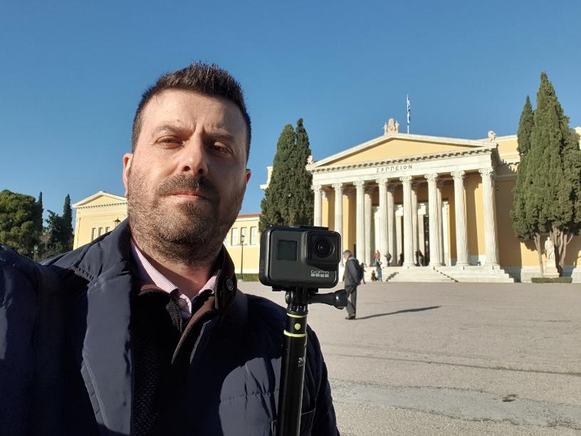 Ελλάδα δεν είναι μόνο η Αθήνα... Είναι και η Αθήνα!