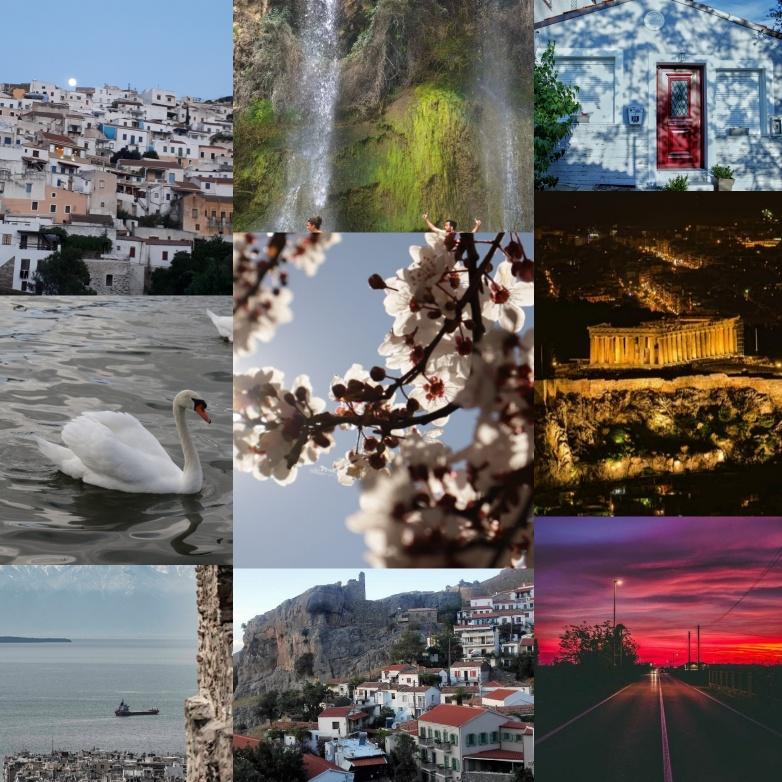 Η Ελλάδα μέσα από τις εικόνες της
